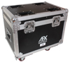 AFX FLIGHT CASE FOR 2 SPOT120-LED