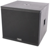 BST 15'' WOODEN ACTIVE SUBWOOFER 800W ClassD