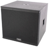 BST 18'' WOODEN ACTIVE SUBWOOFER 900W ClassD