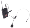 BST UHF TRANSMITTER WITH HEADSET MIC FOR IPS10-250 (A: 863,05MHz)