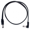 DC1-18 90/0 Flat Power Cable 18 cm