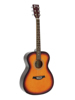 AW-303 Western guitar sunburst