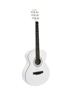 AW-303 Western guitar white