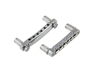 Dimavery Bridge & stopbar tailpiece for LP models