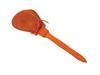 Castanets with handle, bright