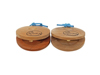 Castanets, wood 2x