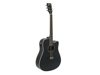 Dimavery DR-520 Dreadnought, black