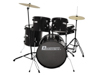 Dimavery DS-200 Drum set, black