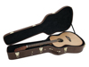 Form case western guitar, brown