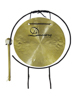 Gong, 25cm with stand/mallet