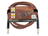 Instrument-cable, 3m, br/rd