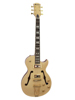 Dimavery LP-600 E-Guitar, nature maple
