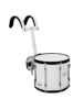 MS-300 Marching-Snare, white