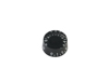 Dimavery Poti LP-style speedbutton, black