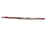 QP-10 C Flute, red