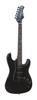 Dimavery ST-203 E-Guitar, gothic black