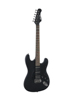 Dimavery ST-312 E-Guitar, satin black