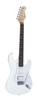 Dimavery ST-312 E-Guitar, white