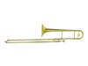 Dimavery TT-300 Bb Tenor Trombone, gold