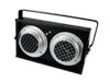 Audience Blinder 2xPAR-36 DMX bk