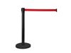 Barrier System SW-1 with Retractable red Belt