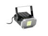 LED Disco Strobe COB white, sound