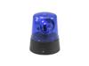 Eurolite LED Mini Police Beacon blue USB/Battery