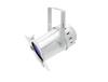 Eurolite LED PAR-56 COB RGB 100W sil