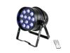 LED PAR-64 QCL 12x8W floor bl