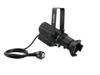 LED PFE-10 3000K Profile Spot bk
