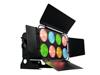 LED PMC-8x30W COB RGB MFL