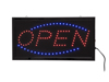 LED Sign OPEN classic