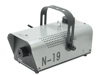 N-19 Smoke Machine silver