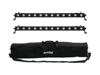 Set 2x LED BAR-12 QCL RGBA + Soft Bag
