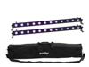 Set 2x LED BAR-12 UV Bar + Soft-Bag