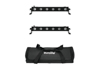 Eurolite Set 2x LED BAR-6 QCL RGBA + Soft Bag