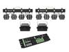 Set 2x LED KLS-180 + 2x LED WF-40 + DMX LED Color Chief Controller