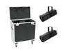 Set 2x LED PFE-120 3000K + Case