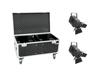 Set 2x LED THA-250F + Case
