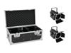 Set 2x LED THA-60PC + Case