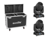 Set 2x LED TMH-X12 + Case