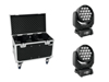Set 2x LED TMH-X5 + Case