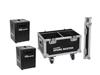 Eurolite Set 2x Spark Master + Case