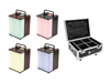 Eurolite Set 4x AKKU UP-1 Glow QCL + Case with charging function