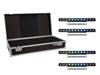 Set 4x LED PIX-12 QCL Bar + Case