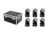 Set 6x LED TMH-7 + Case