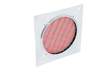 Eurolite Set 8x Dichroic filter, silver frame PAR-56, assorted