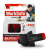 Alpine Hearing Protection WorkSafe earplugs