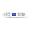 Nedis FM-radio RDFM4000WT