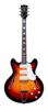 BC-S66-SB Bobcat guitar sunburst